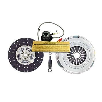 exedy embrague Kit w/cilindro esclavo 99 - 00 GMC Sierra Chevy Silverado 1500 4.8l V8: Amazon.es: Coche y moto