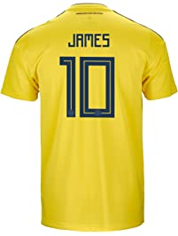 adidas Colombia Home James Jersey 2018/2019