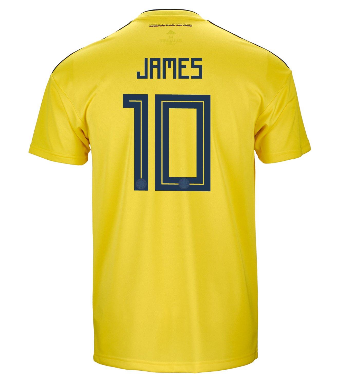 コロンビアホームJames Jersey 2018 / 2019 B078BQSYB1 Medium