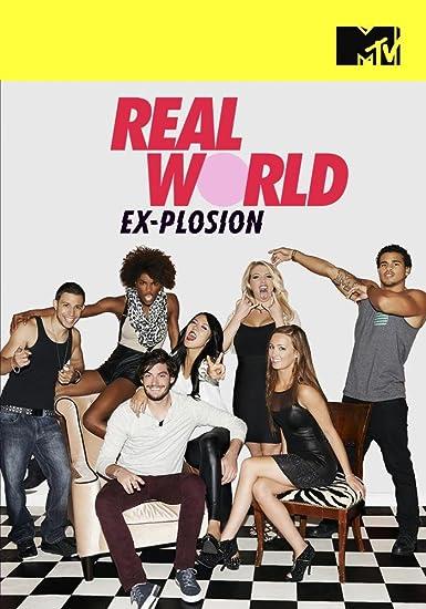 Jenna Real World Explosion