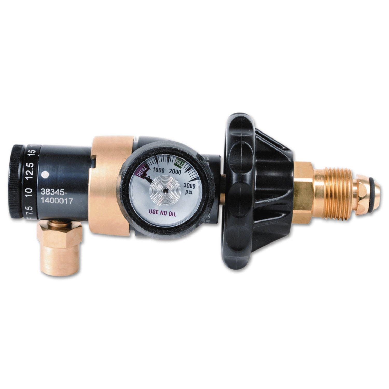 Western Enterprises ACU-200 Regulators, CO2/Argon, 0-60 CFH, CGA-580, 3,000 psi Inlet by Western Enterprises