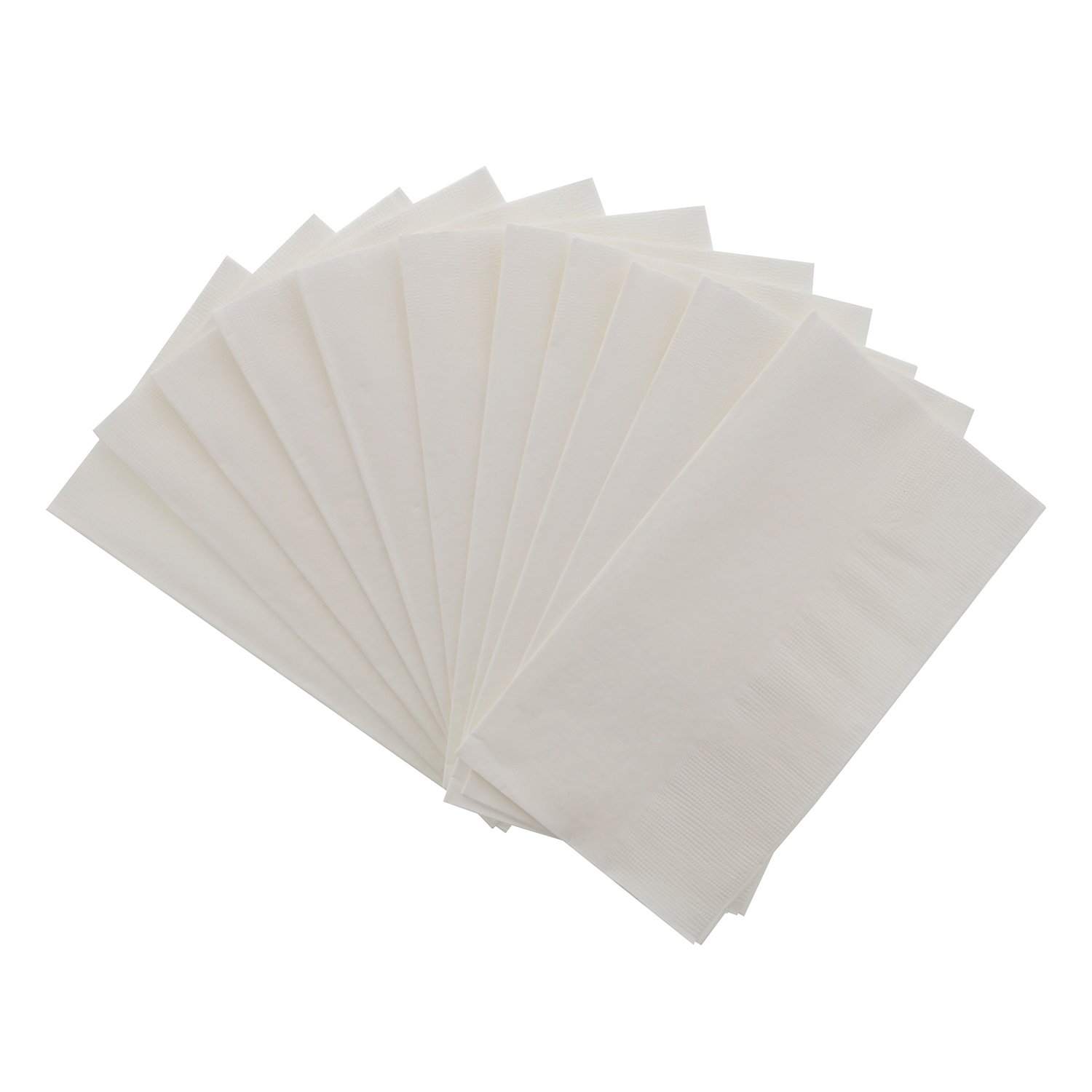 Royal White Dinner Napkin, Package of 1000