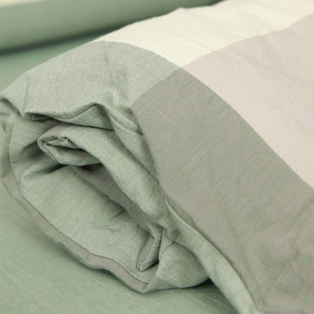 Yunyilian ベッドの裏地の綿のキルトカバーシングルピースカバー、シングルダブルベッドの項目 (Color : 200x230cm(79x91inch), サイズ : B) B07SWSKDBS 200x230cm(79x91inch) B