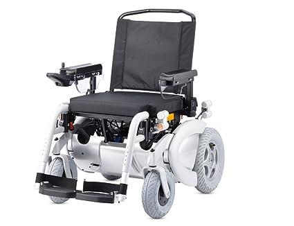 Bischoff & Bischoff eléctrico silla Neo XXL, la kräftige eléctrico silla de hasta 200 kg