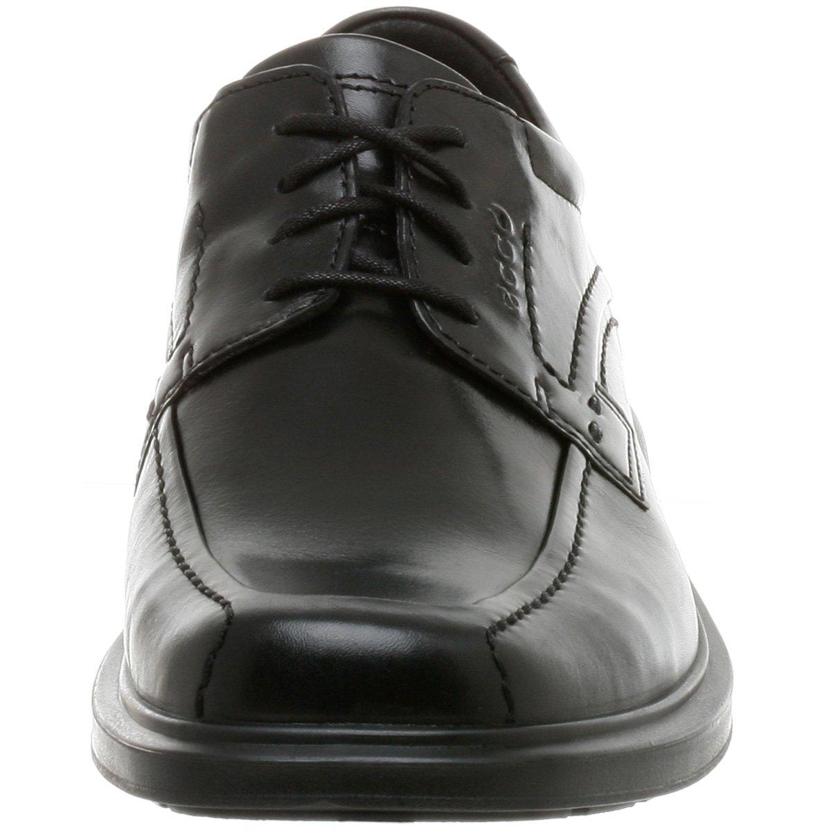 huge inventory 9d181 71b94 ECCO BERLIN 49784/00101 Mens Lace-Up Shoe, Black 45 EU ...