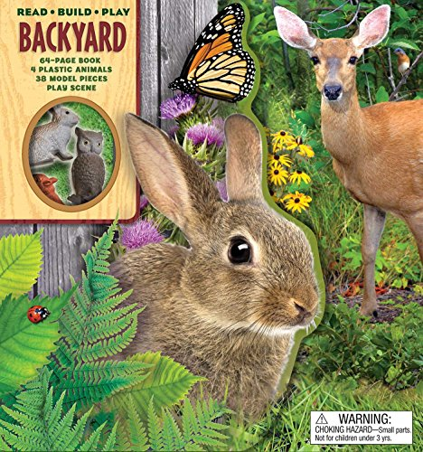 (Read Build Play: Backyard)