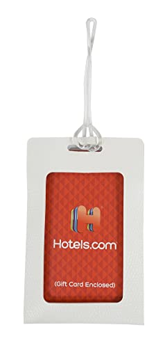 d8d418916e6e Hotels.com Gift Card with Free Luggage Tag