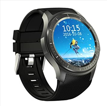 Relojes Inteligentes Android, pedometro, Android OS, Bluetooth, 8GB Storage