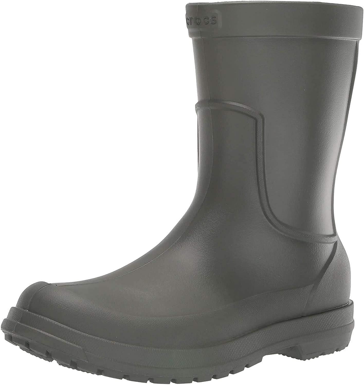 Crocs Men's All Cast Rain Boot