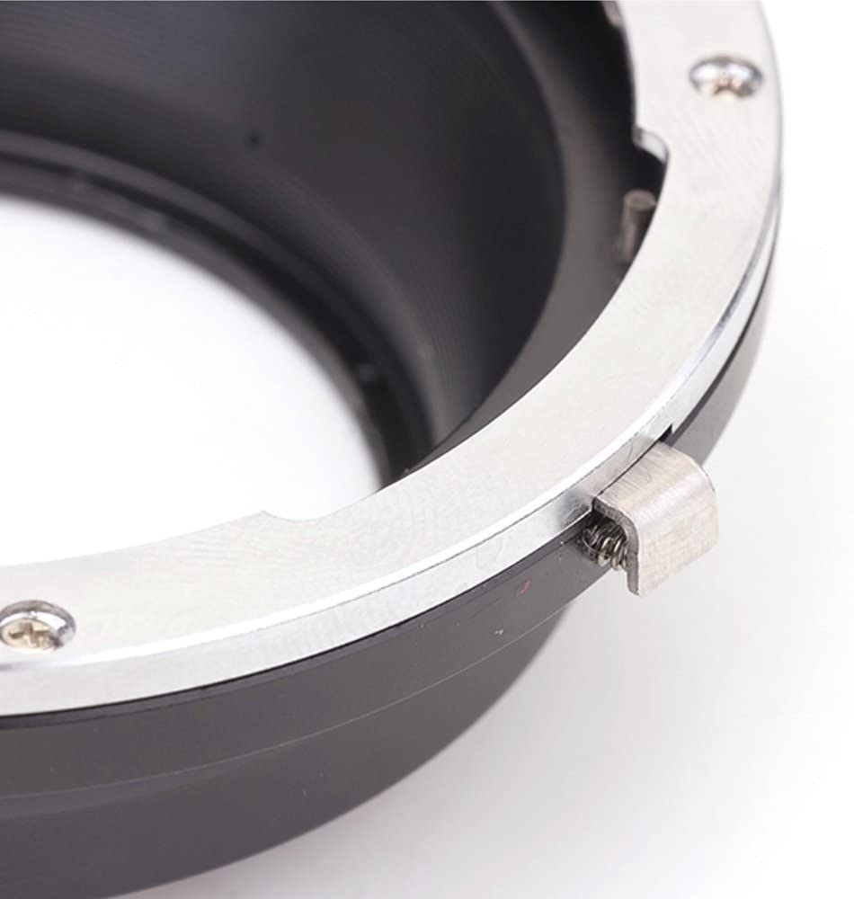 Pixco GE-1 AF Confirm Lens Mount Adapter for Mamiya 645 Lens to EOS Camera Mamiya 645 Lens 5D Mark IV 1300D 80D T6//X80