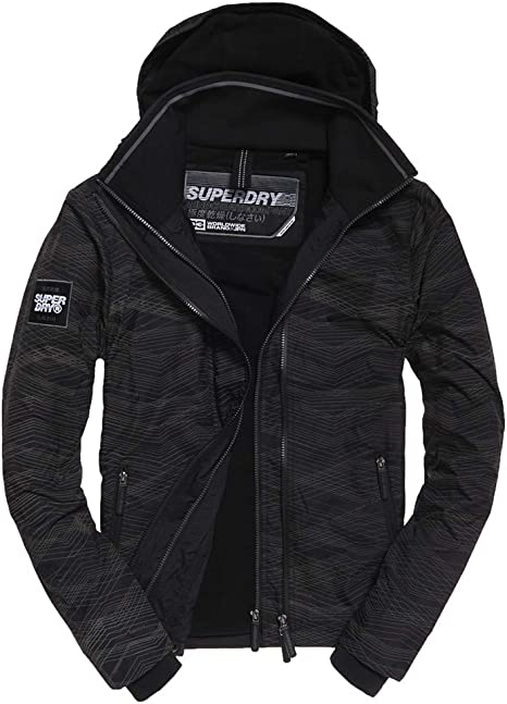 superdry damen arctic polar windcheater jacke