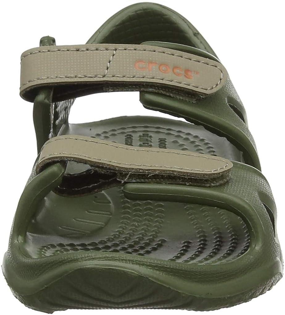Crocs Unisex Kids/' Swiftwater River Sandal Open Toe