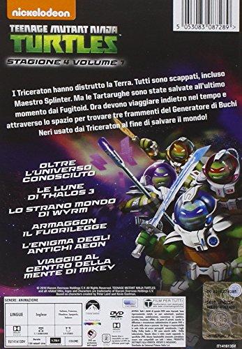 Teenage Mutant Ninja Turtles - Stagione 04 #01 - Oltre L ...
