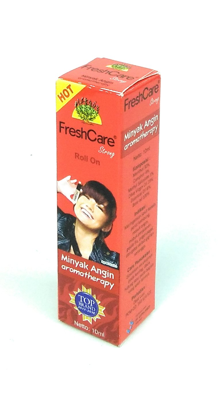 Fresh Care Medicated Oil Aromatherapy - Hot, 10 Ml (Pack of 1)