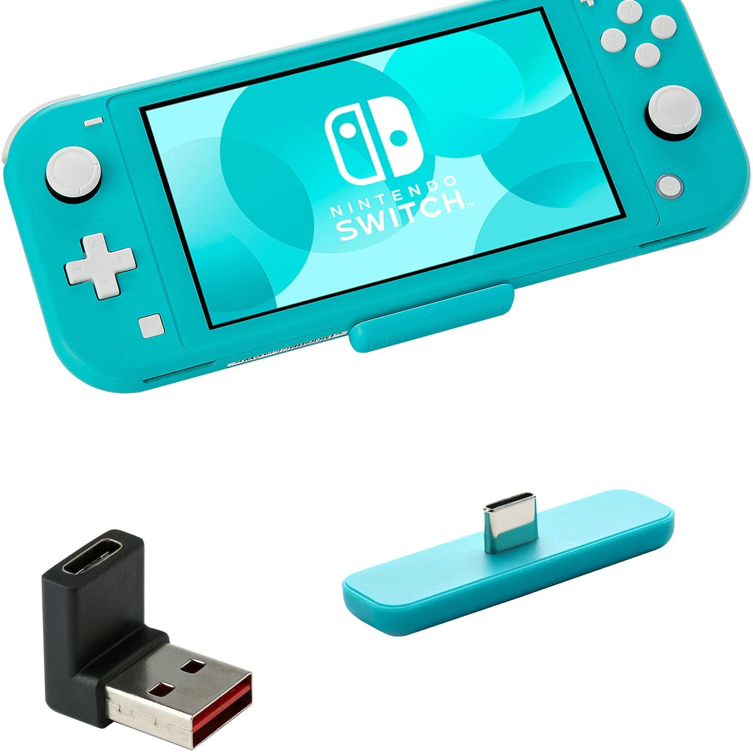 Amazon Com Gulikit Route Air Bluetooth Adapter For Nintendo Switch Lite Ps4 Pc Dual Stream Bluetooth Wireless Audio Transmitter With Aptx Low Latency Connect Your Airpods Bluetooth Speakers Headphones Blue Home