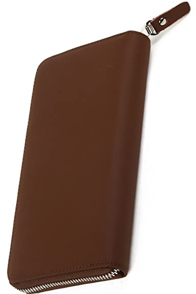 59521b082d19 [フロックス] 財布 長財布 ラウンドファスナー ウォレット 本革 革 レザー カード 大容量
