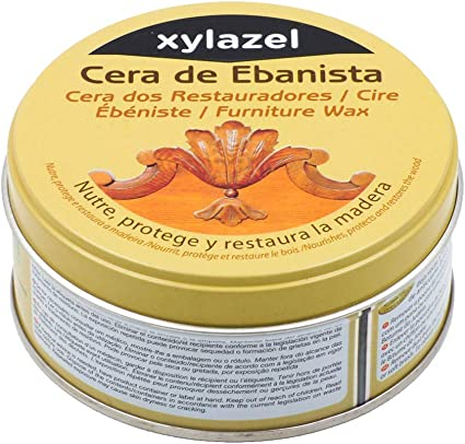 Xylazel M91390 - Cera ebanista 250 ml roble