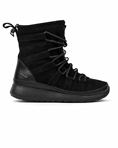 64553839103e95 Nike Roshe One Hi-Top Suede Trainers Winter Boots Shoes for Ladies ...