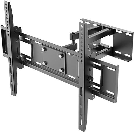 """Full Motion Ceiling TV Wall Mount Bracket 20 26 32 40 42 46 50 55 65 70/"""" LED LCD"""