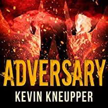 Adversary: They Who Fell, Book 3 Audiobook by Kevin Kneupper Narrated by Kristin James
