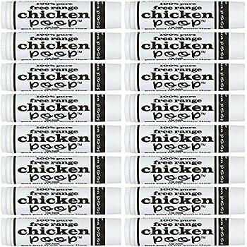 Simone Chickenbone - Chicken Poop Lip Junk Lip Balm - 0.15 oz. (pack of 1) Academie 8H Radiance Serum - 30ml/1oz