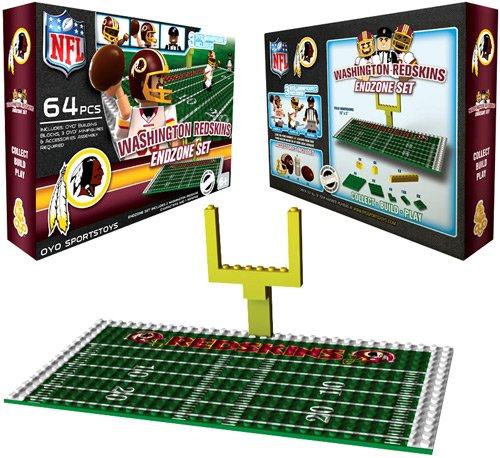 NFL Redskins de Washington Endzone Toy Set