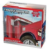 Transformers Prime Morph Puzzle 100 Pieces