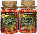 Kirkland Signature Ibuprofen IB tablets
