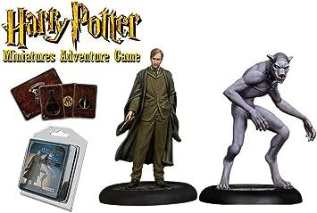Knight Models Juego de Mesa - Miniaturas Resina Harry Potter Muñecos Remus Lupin Expansion Pack, versión inglesa: Amazon.es: Juguetes y juegos
