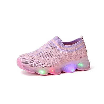 Amazon.com: Zapatos deportivos para niños pequeños, Jchen ...