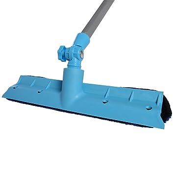 Ventana alta – Peaje de limpieza Limpiador de Ventana Arandela y limpiacristales Limpiaparabrisas Con Gamuza de
