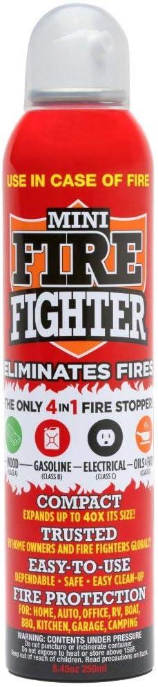 Mini Firefighter All Purpose Fire Extinguisher