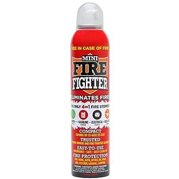 Mini Firefighter Foam Home Fire Extinguisher