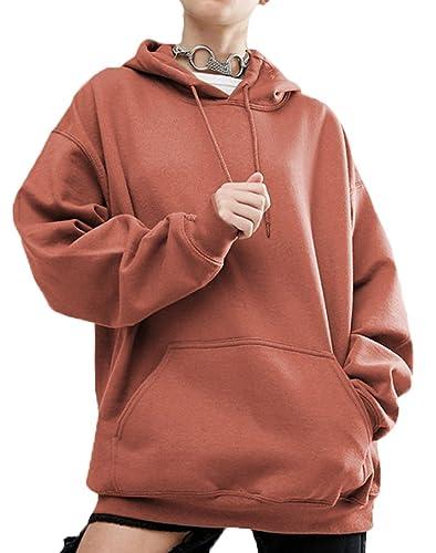 Scothen sudaderas suéter suéter largo de la camiseta de las mujeres chaqueta con capucha Jumper con ...