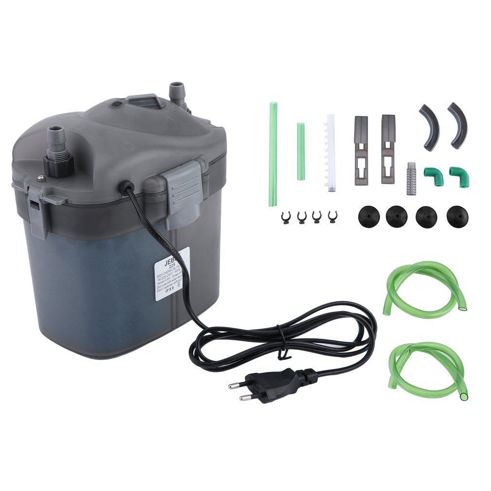 Sistemi di filtrazione for Vasca pesci esterno