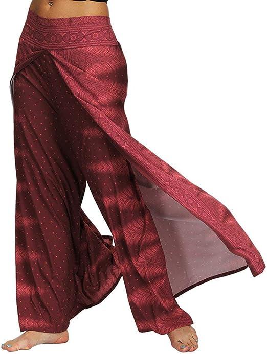 Confortable Stretch Pantalon Femme Taille Haute Noir avec motif la bande élastique Grande Tailles