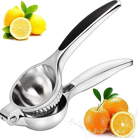 Exprimidor Limón De Zumo Naranjas Manual Diseño Del Acero ...