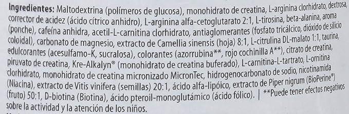 Scitec Nutrition Hot Blood 3.0 fórmula pre entrenamiento Zumo de naranja 300 g: Amazon.es: Salud y cuidado personal