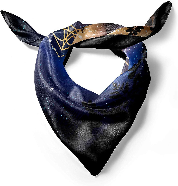 Head Wrap Ambesonne Galaxy Hairscarf Third Eye Milky Way
