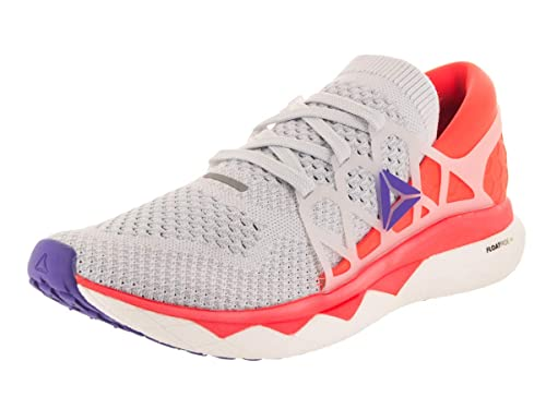 431b157b04d Reebok Men s Floatride Run ULTK White Grey Red Blue Running Shoe 12 Men US   Amazon.co.uk  Shoes   Bags