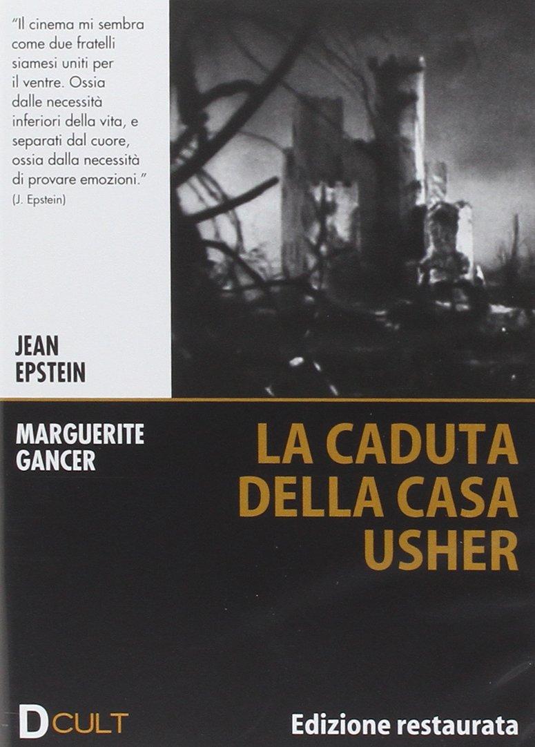 La Caduta Della Casa Usher Italia Dvd Amazones Luc