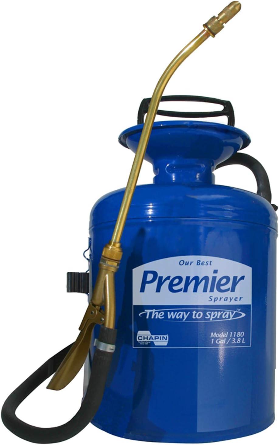 Chapin 1280 Premier Pro Tri-Poxy Steel Sprayer 2 Gallon Pest Control Sprayer