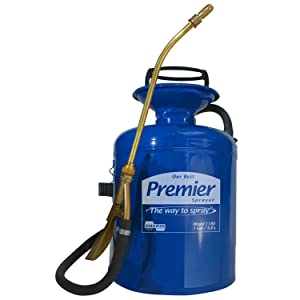 Chapin 1180 Premire Pro 1-Gallon Tri-poxy Steet Sprayer for Fertilizer, Herbicides and Pesticides (1 Sprayer/Package)
