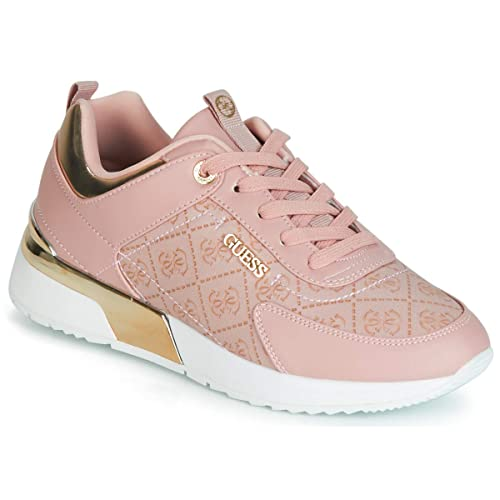 GUESS, Marlyn Pink FL5MRL FAL12, Zapatillas Pink para Mujer: Amazon.es: Zapatos y complementos