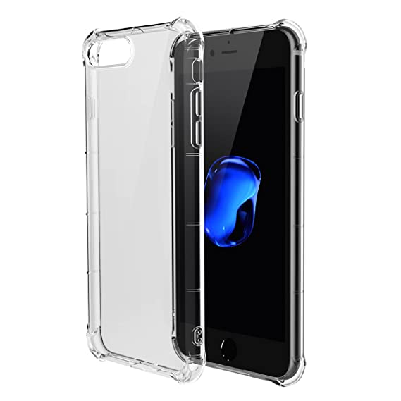 7 Ultra Thin Slim Crystal Clear Case With Transparent... Cell Phone Accessories Torras Iphone 8 Case
