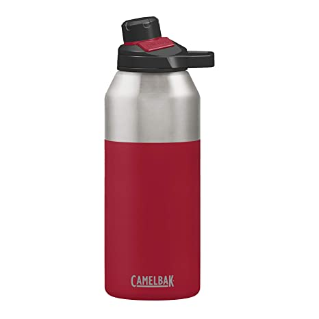 73663f72a98 Amazon.com : CamelBak Chute Mag Stainless Water Bottle, 40oz ...