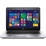 "HP EliteBook 840 G1 14"" HD+ TouchScreen Business Laptop Computer, Intel Dual Core i7 2.1GHz Processor, 8GB RAM, 240GB SSD, USB 3.0, VGA, Wifi, RJ45, Windows 10 Professional (Certified Refurbished)"