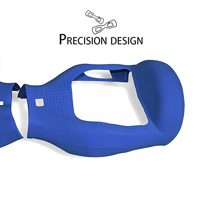 Amazon.com: Hoverboard - Funda de silicona para patinete de ...