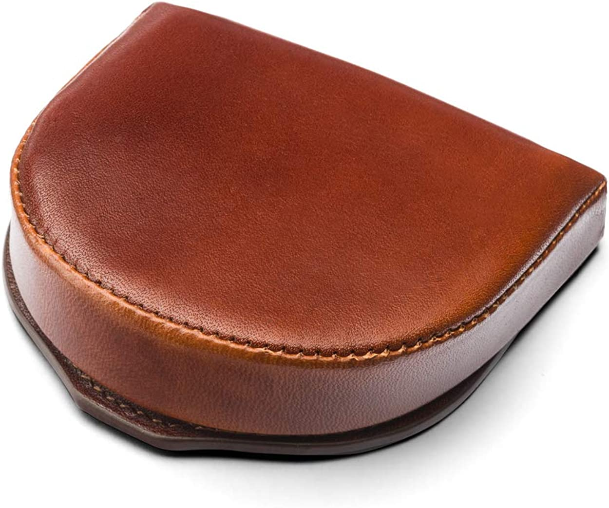 SAGEBROWN Traditional Horseshoe Coin Purse