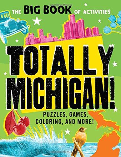 Peg Puzzle Book (Totally Michigan! (Hawk's Nest Activity Books))